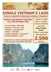 Single Vietnam e Laos